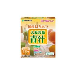 국산 벌꿀 보리 새잎 녹즙 14 포