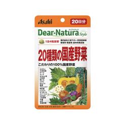 디아나 츄라 스타일 20 종류의 국산 야채 80 마리 20 분