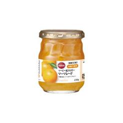 마비 저칼로리 마멀레이드 잼 생수 230g