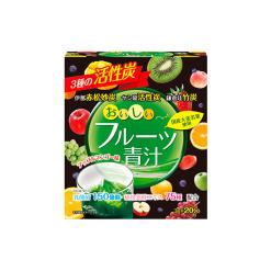 맛있는 과일 녹즙 3 종의 활성탄 20 포
