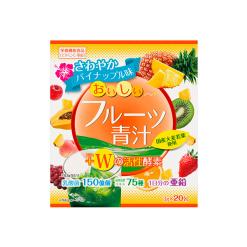 맛있는 과일 녹즙 w의 활성 효소 20 포