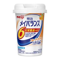 메이지메이균형mini컵과일오레맛125ml
