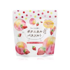 보태니컬 목욕 소금 복숭아 딸기 450g