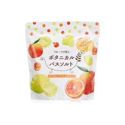 보태니컬 목욕 소금 오렌지 레몬 450g 2