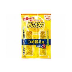 브레스케어 레몬 교체 100알