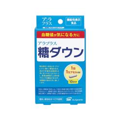 아라뿌라스 설탕 다운 10 캡슐