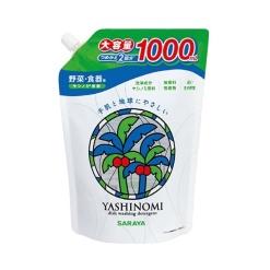 야시노미 세제 스파우트 리필 1000ml