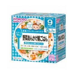 영양마르쉐야채고명도미밥80gx2