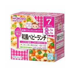 영양마르쉐일본식베이비런치80g×2