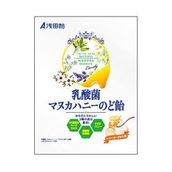 유산균 마누카 꿀 목캔디 60g