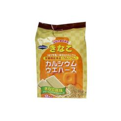 칼슘 웨이퍼 콩가루 12 장
