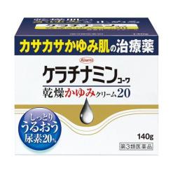 케라찌나민 코와 건조 가려움 크림 20 140g