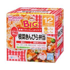 big영양마르쉐뿌리화학비료도시락도미밥110g근채류화학비료80g 1