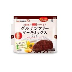 구마모토제분 글루텐프리 케이크 믹스 코코아 80g