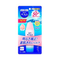 스킨 아쿠아 슈퍼 모이스처 밀크 핑크 40ml