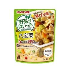 카고메 야채가 들어간 팔보채 조미료 170g