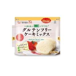 쿠마모토제분 글루텐프리 케이크 믹스 플레인 80g
