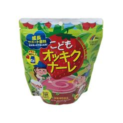 어린이 옷키쿠나레 딸기 우유 맛 200g