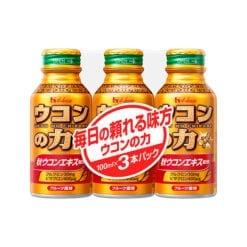 강황의 힘 강황 추출물 음료 100ml x 3병 1