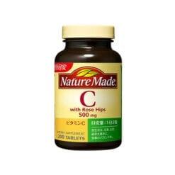 네이쳐 메이드 비타민 c500 200p