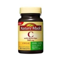 네이쳐 메이드 비타민 c500mgx80 마리