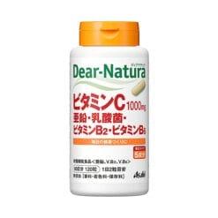 디어 내추럴 비타민 cb2b6 아연 유산균 60 일 120알