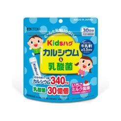 어린이 포옹 칼슘 유산균 2g × 30 포