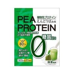 완두콩 단백질 녹차 맛 300g