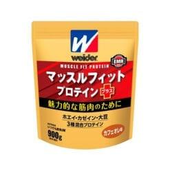 위더 머슬핏 단백질 플러스 카페 맛 900g