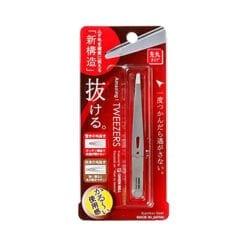 일본 그린벨 족집게 눈썹 솜털 정리 제모 트위저 둥근타입