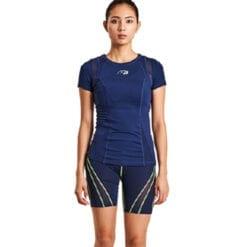 7스포츠 여성용 벨가드 티셔츠ifmc기능성 남색