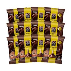 오리히로 곤약젤리 파우치 프리미엄 초콜릿 6개입x 12개 세트