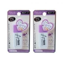 4991277185353 포켓 몬스터 nicoichi 니코이찌 테이프 피카츄 퍼플 2개1세트