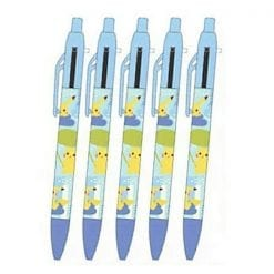 569 포켓몬스터 샤프 펜 2 볼펜 피카츄 구름poke days vol.3 5개1세트