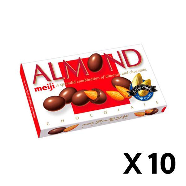 아몬드 초코 88g 10개 세트